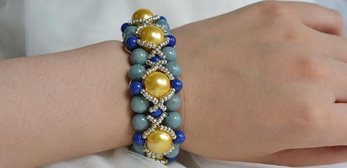 Perlen online shop perlenundich - Perlenarmband selber machen ...